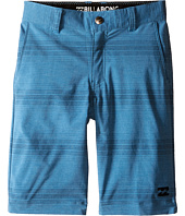 Billabong Kids - Crossfire X Stripe Walkshorts (Toddler/Little Kids)