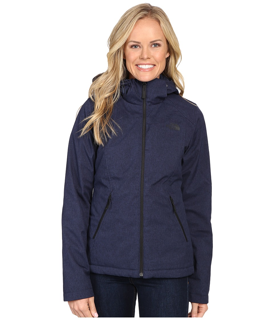 The North Face Apex Elevation Jacket (Cosmic Blue Heather (Prior Season)) Women