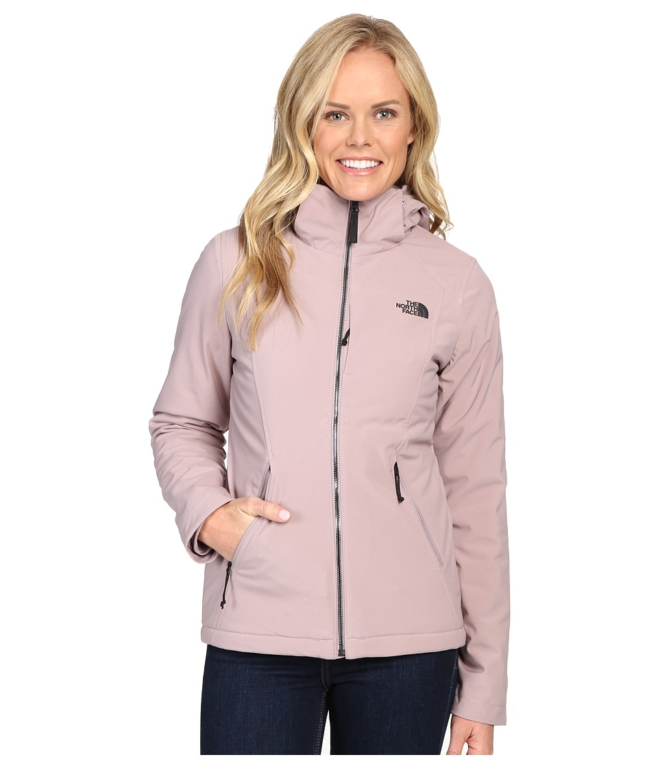 The North Face Apex Elevation Jacket (Quail Grey) Women