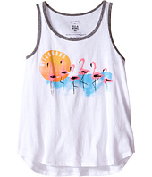 Billabong Kids - Flamingo Sunset Tank Top (Little Kids/Big Kids)