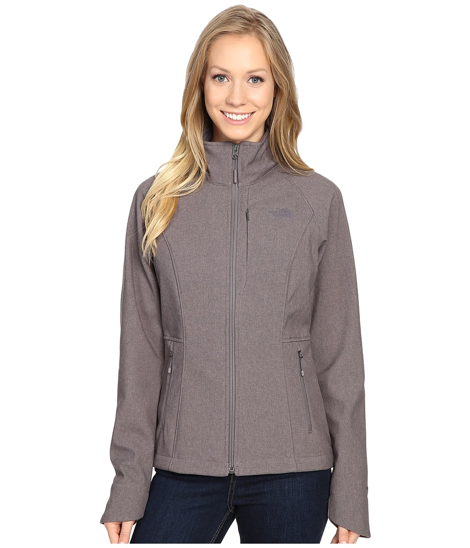 The North Face Apex Bionic Jacket (Rabbit Grey Heather (Prior Season)) Women