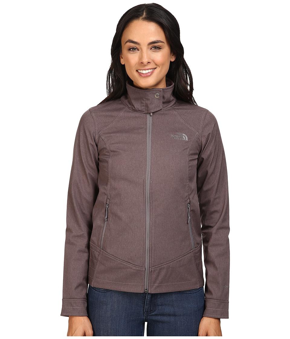The North Face Calentito 2 Jacket (Rabbit Grey Heather (Prior Season)) Women