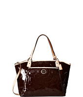 COACH - Peyton Embossed Patent Extra Large Travel Tote
