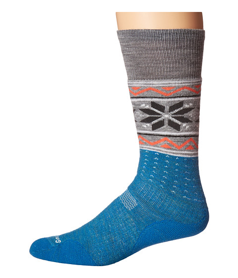 Smartwool PhD Slopestyle Medium Wenke - Glacial Blue