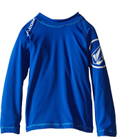 Volcom Kids - Solid Long Sleeve Top (Toddler/Little Kids)
