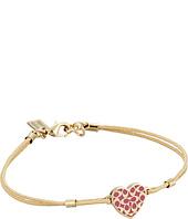 COACH - Miranda Heart Cord Bracelet