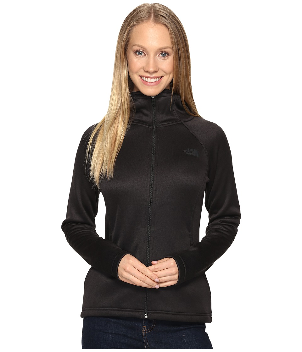 The North Face Agave Hoodie (TNF Black Heather (Prior Season)) Women