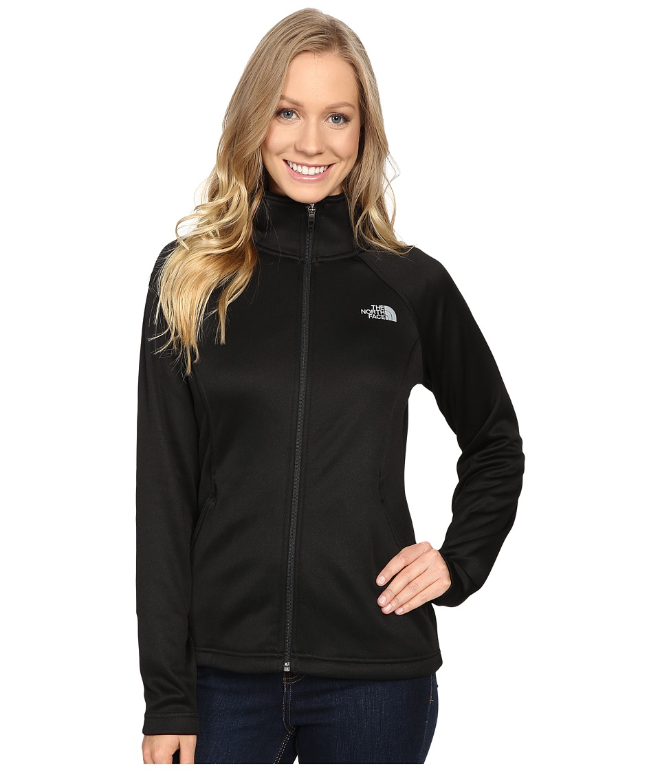 The North Face Agave Full Zip (TNF Black) Women