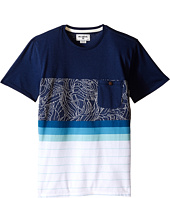 Billabong Kids - Spinner Short Sleeve Crew (Big Kids)
