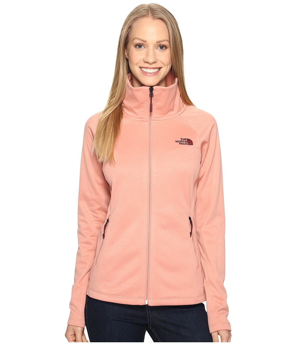 The North Face Arcata Full Zip (Rose Dawn) Women