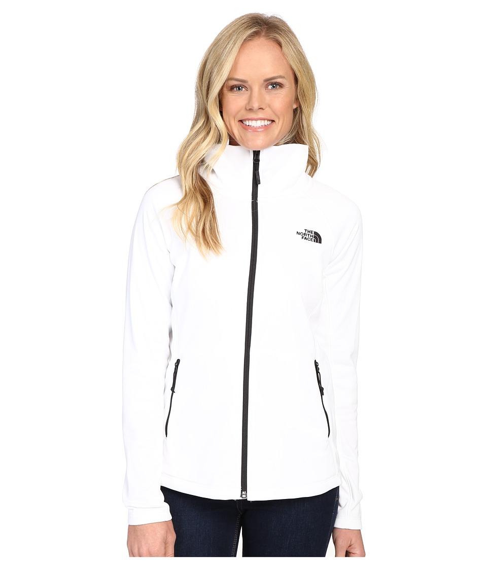 The North Face Arcata Full Zip (TNF White) Women