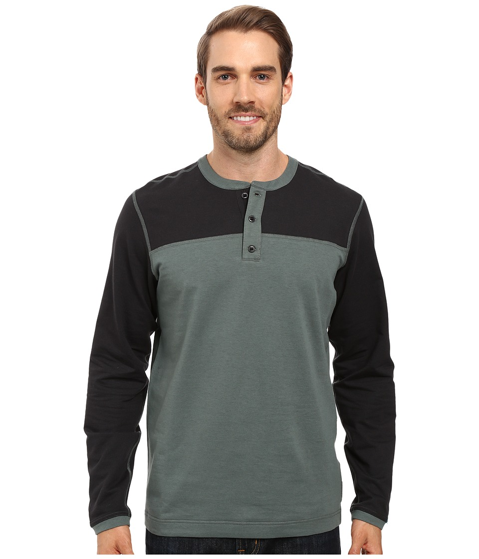 Mountain Hardwear - Cragger Henley (Thunderhead Grey) Men