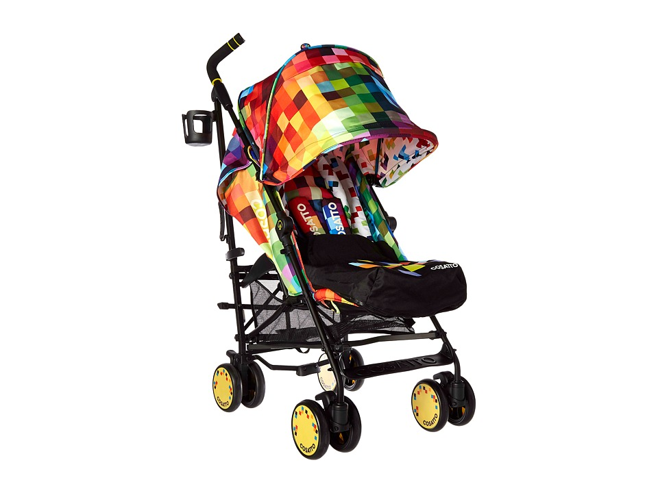 Cosatto Supa Stroller Pixelate Strollers Travel