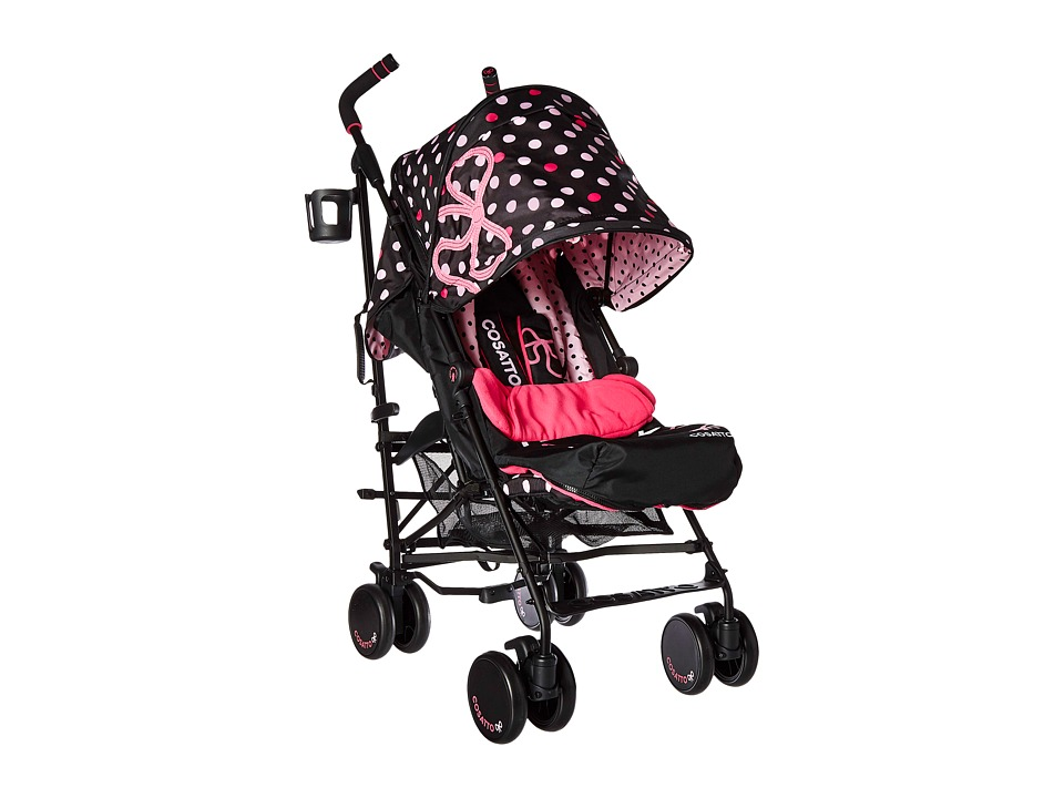 Cosatto Supa Stroller Bow How Strollers Travel