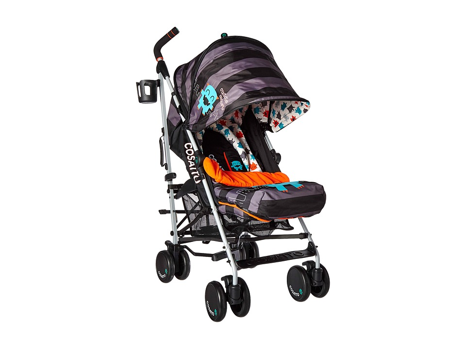 Cosatto Supa Stroller Cuddle Monster Strollers Travel