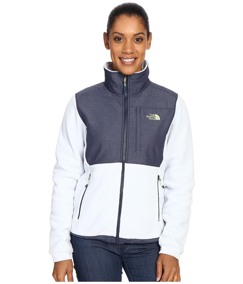The North Face Denali 2 Jacket (Arctic Ice Blue/Cosmic Blue Heather (Prior Season)) Women