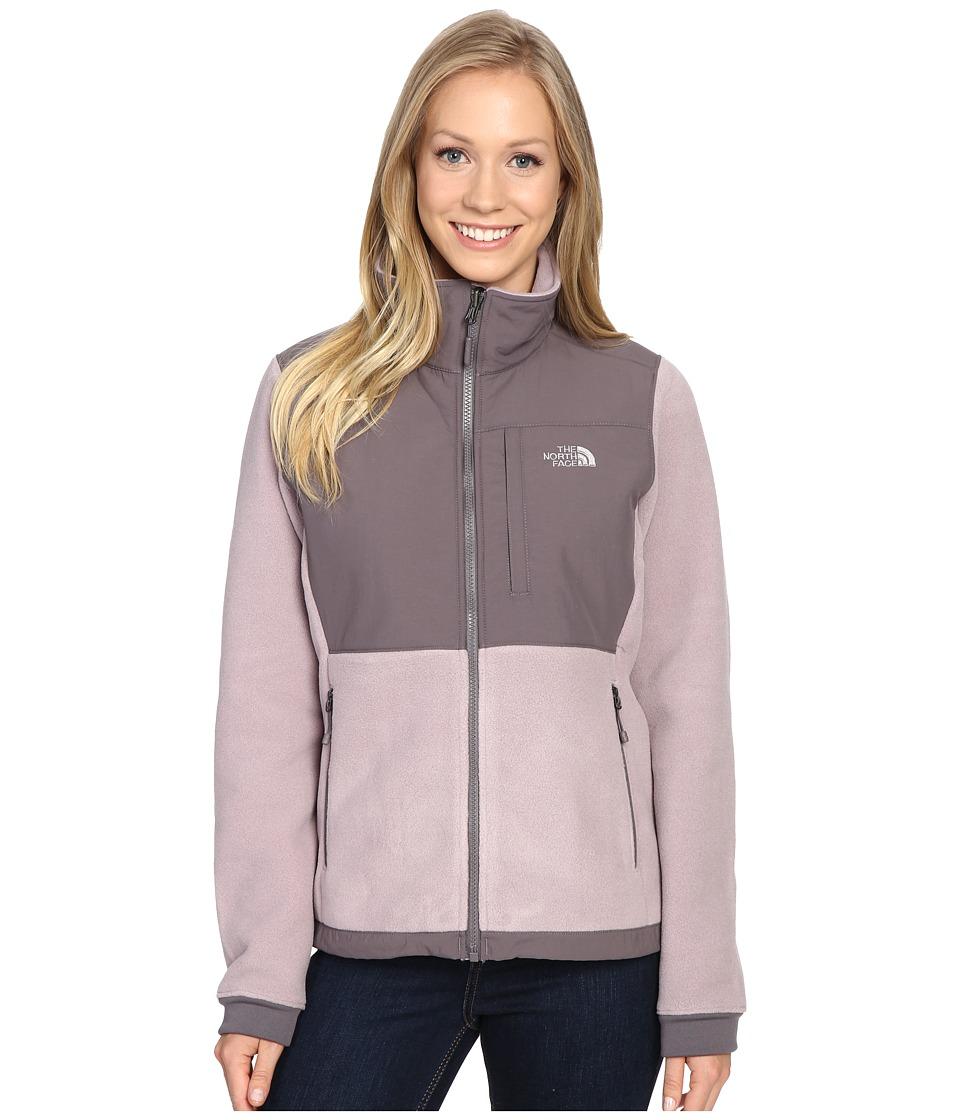 North Face Denali 2 Jacket (Quail Grey/Rabbit Grey) Women...
