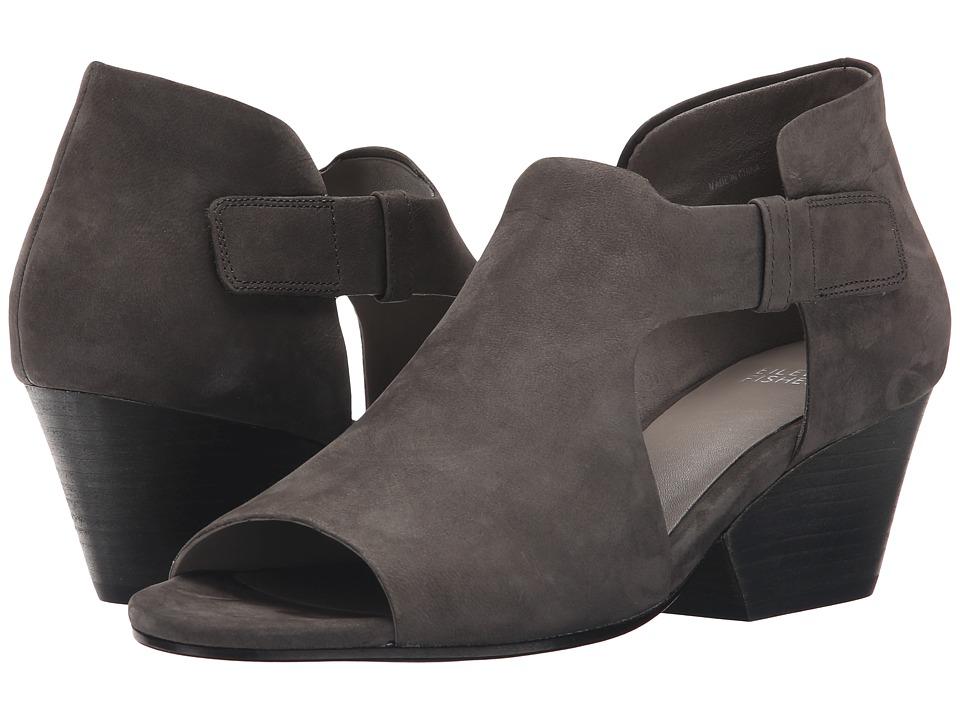 Eileen Fisher - Iris (Graphite) Women's 1-2 inch heel Shoes