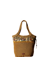 Sakroots - Artist Circle Crochet Large Tote