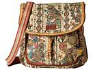 Sakroots Artist Circle Convertible Backpack (Camel Spirit Desert)
