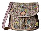 Sakroots Artist Circle Convertible Backpack (Sterling Spirit Desert)
