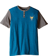 Volcom Kids - Trenton Henly Top (Big Kids)