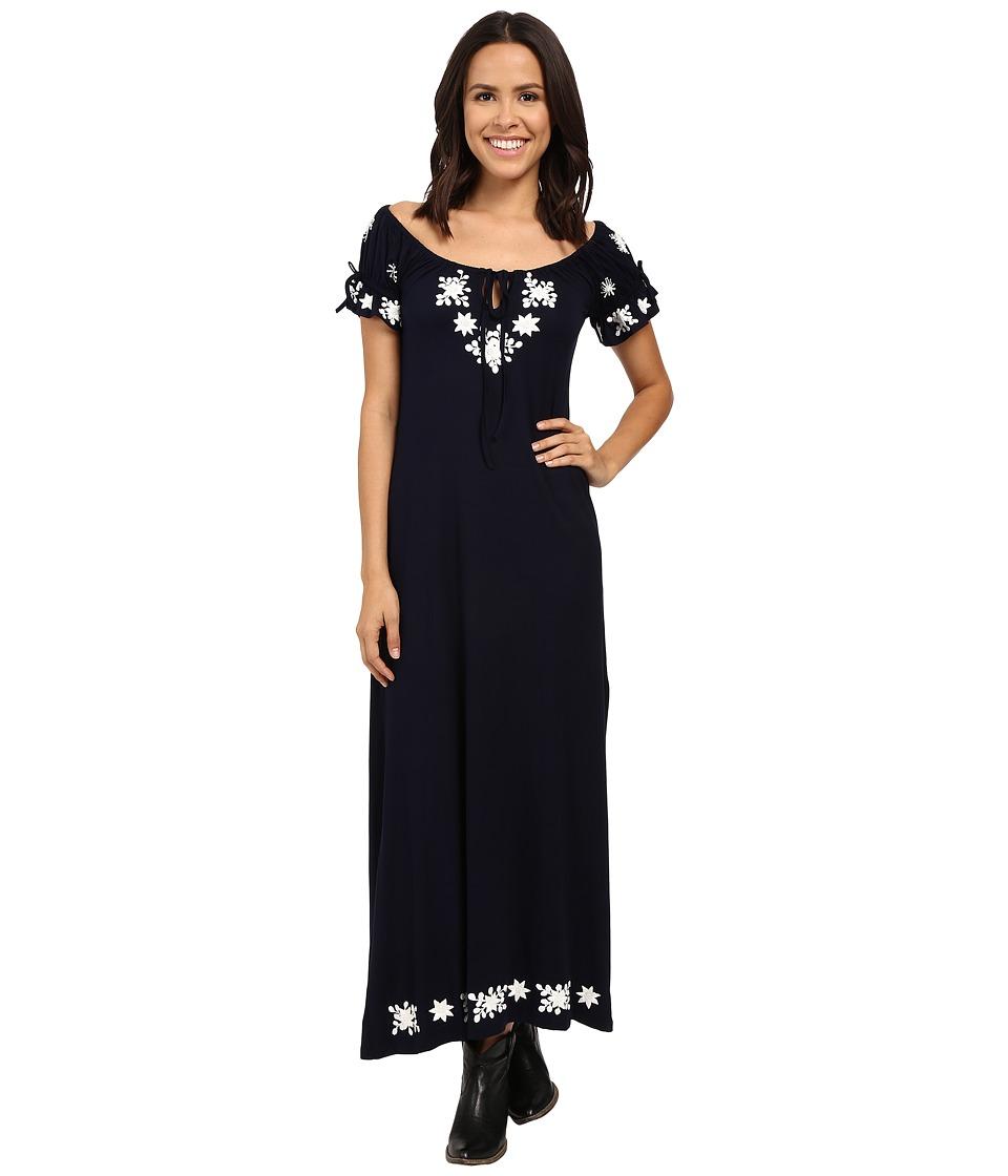 Union of Angels Savanna Maxi Navy Womens Dress
