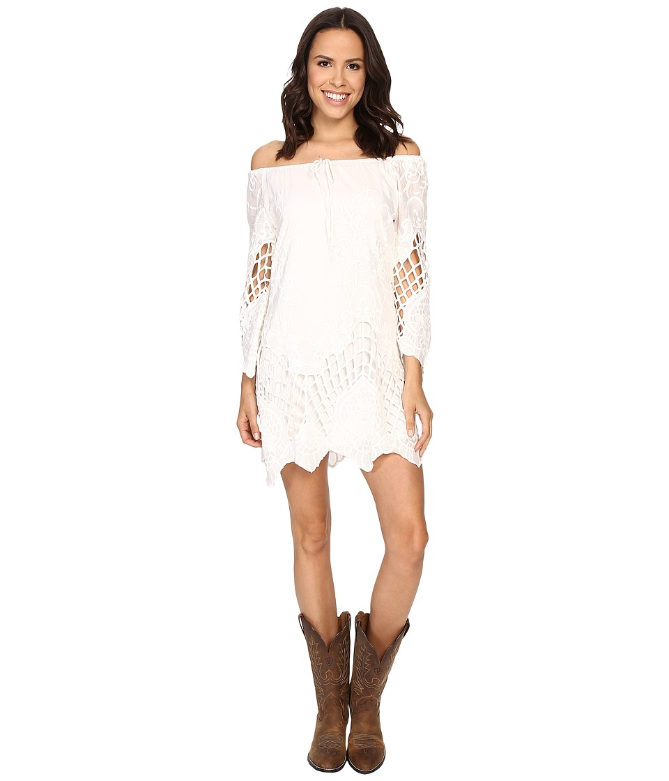 Union of Angels Cynthia Dress White Womens Dress