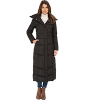 Cole Haan - Maxi Down Coat with Oversized Collar