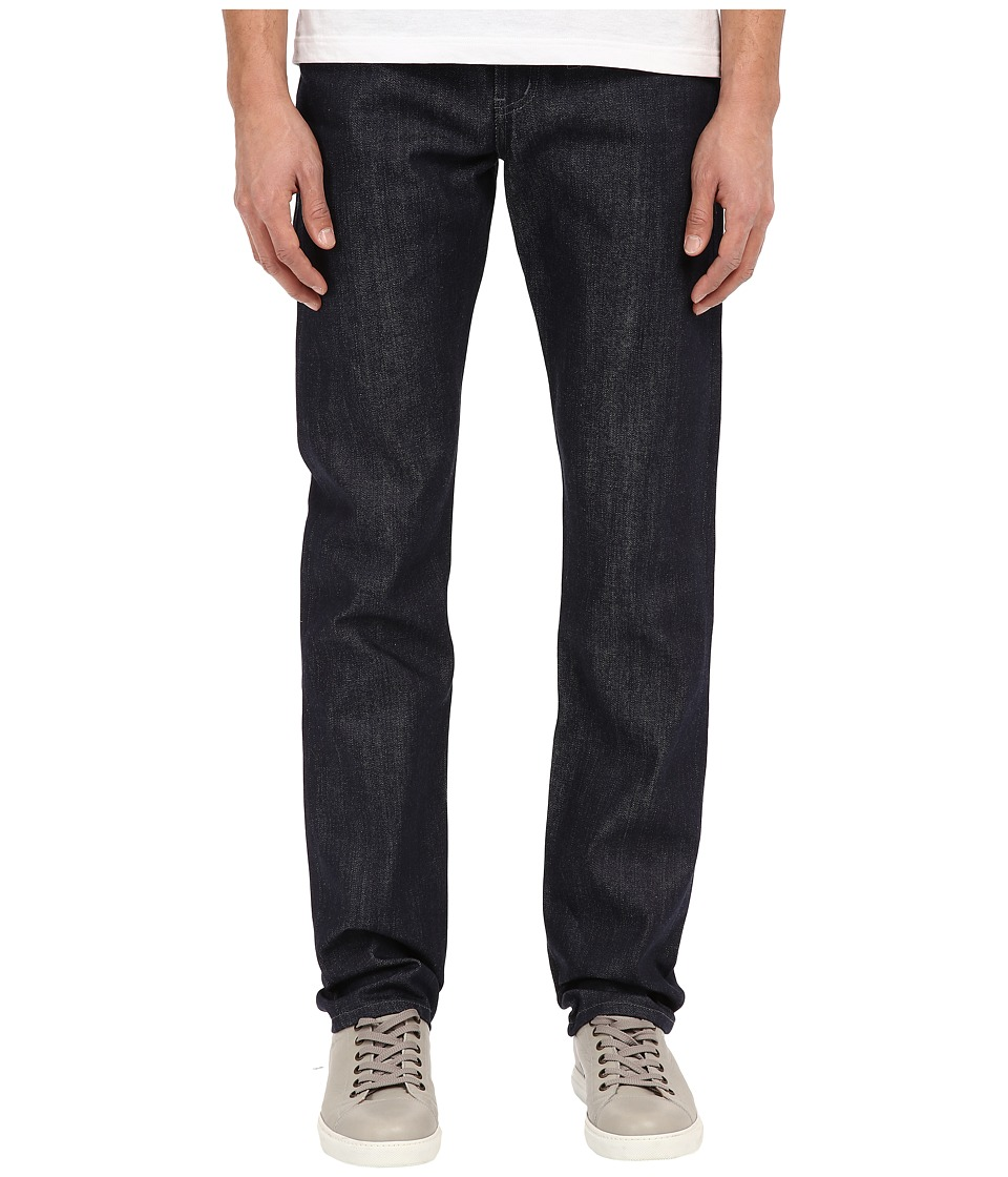 Naked amp Famous Weird Guy Indigo Selvedge Denim Jeans Indigo Mens Jeans