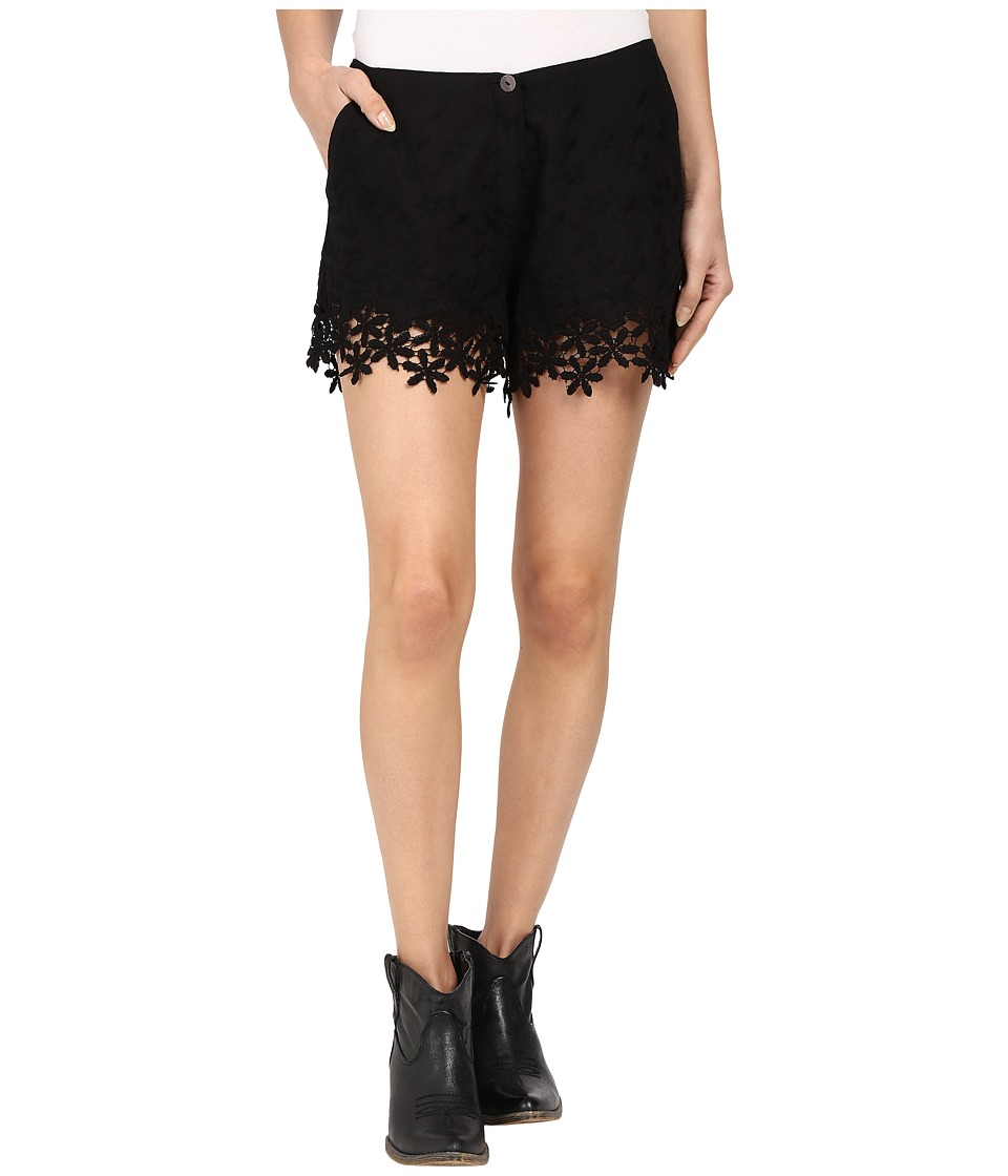 Union of Angels St. Croix Shorts Black Womens Shorts