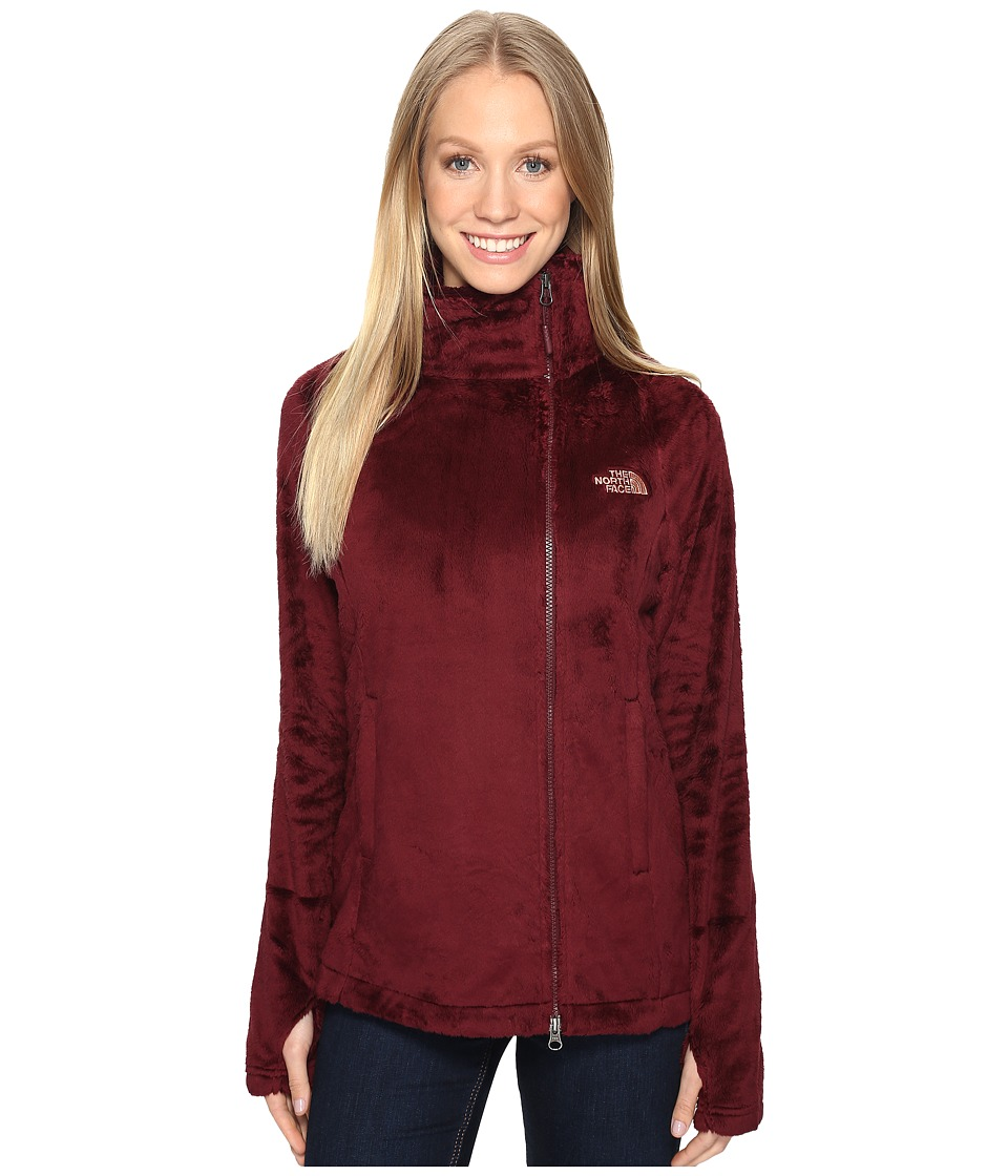 The North Face - Osito Parka (Deep Garnet Red (Prior Season)) Womens Coat