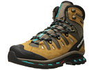 Quest 4D 2 GTX (Shrew/Camel Gold Leather/Teal Blue F)