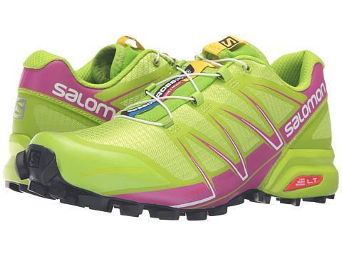 Salomon Speedcross Pro - Granny Green/Granny Green/Deep Dalhia