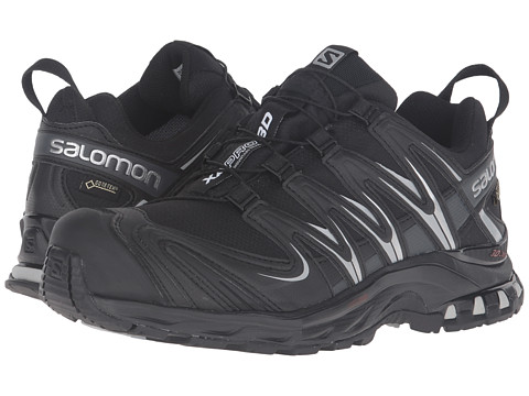 Salomon XA PRO 3D GTX® - Black/Asphalt/Light Onix