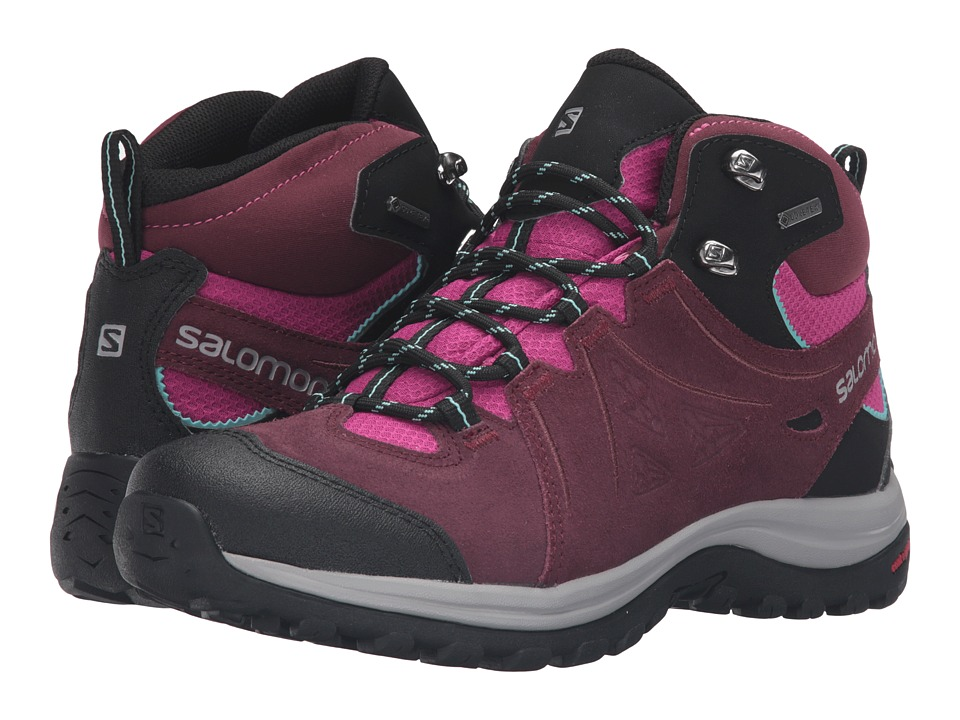 Ellipse 2 Mid LTR GTX (Pinot Noir/Deep Dalhia/Bubble Blue)