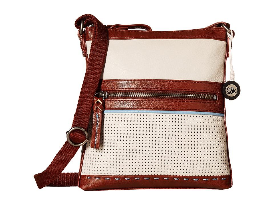 The Sak - Pax Swing Pack (Stone Perf) Cross Body Handbags