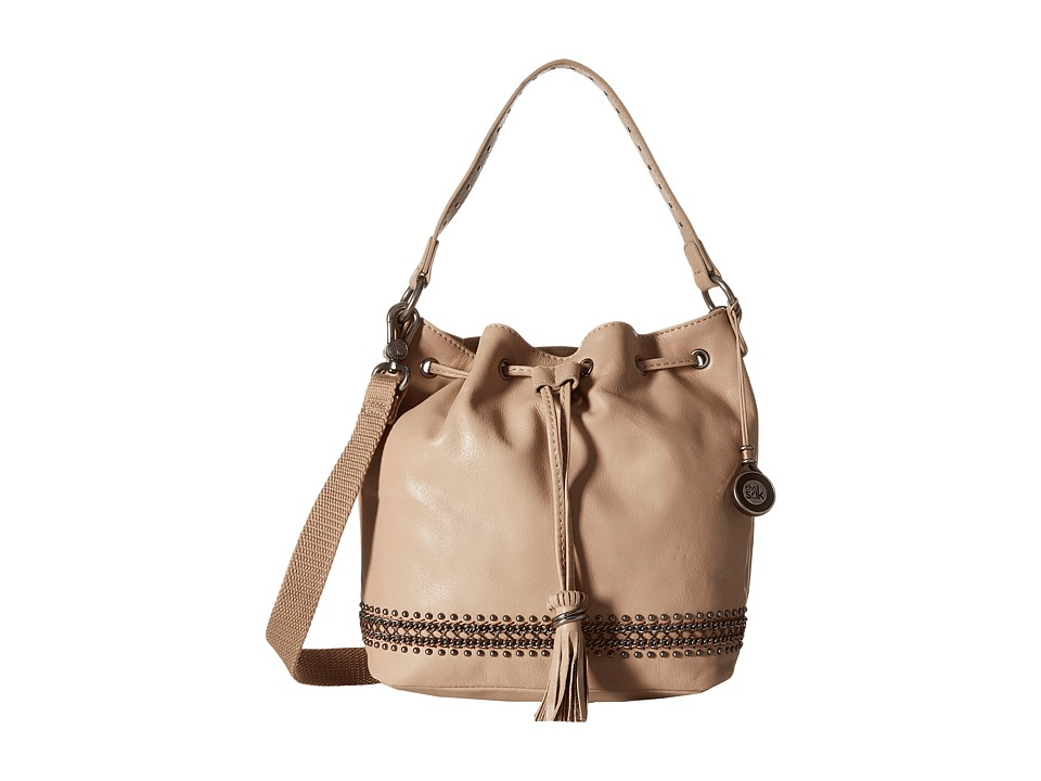 The Sak - Ukiah Small Drawstring (Taupe Chain) Drawstring Handbags