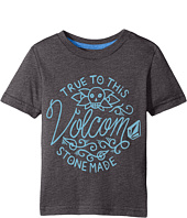 Volcom Kids - Pedal Forward Short Sleeve Tee (Toddler/Little Kids)