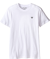 True Religion Kids - Branded Logo Tee Shirt (Big Kids)