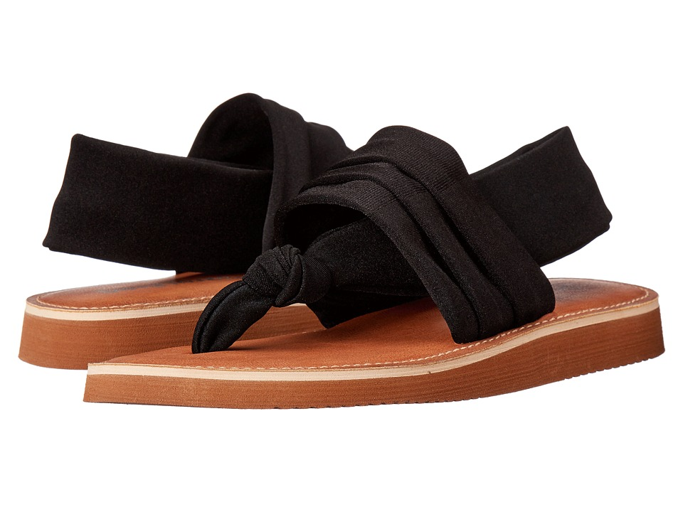 Dirty Laundry Babe Black Womens Sandals