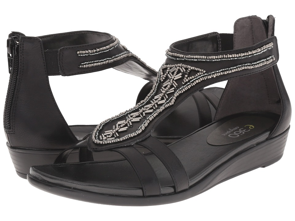 Easy Spirit - Amalina 3 (Black/Black Synthetic) Women