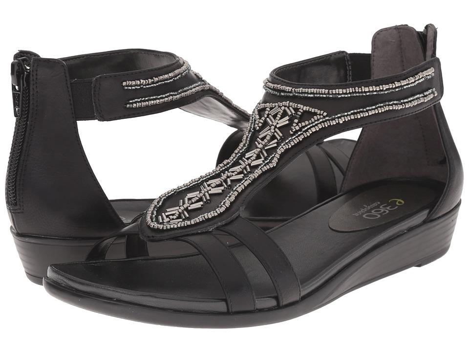 Easy Spirit Amalina 3 Black/Black Synthetic Womens Shoes