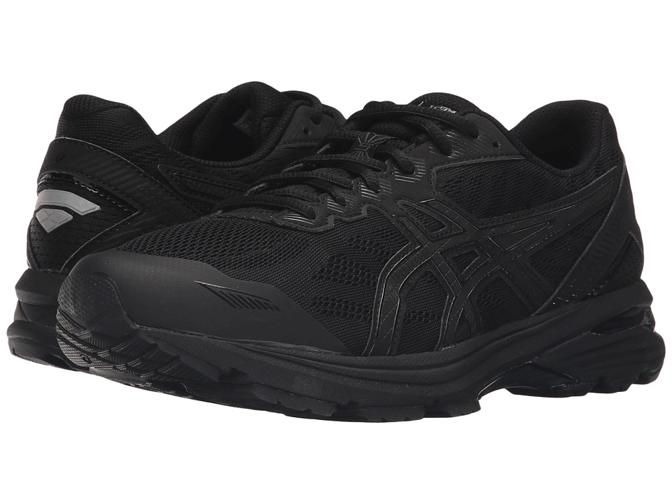 ASICS - GT-1000 5 (Black/Onyx/Black) Womens Running Shoes