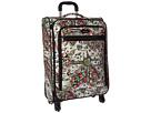 Sakroots Artist Circle 26 Suitcase (Optic Songbird)