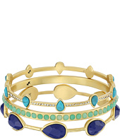 Karen Kane - Sky and Sea Bangle Set
