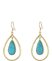Karen Kane - Resin Sky and Sea Nesting Teardrop Earrings
