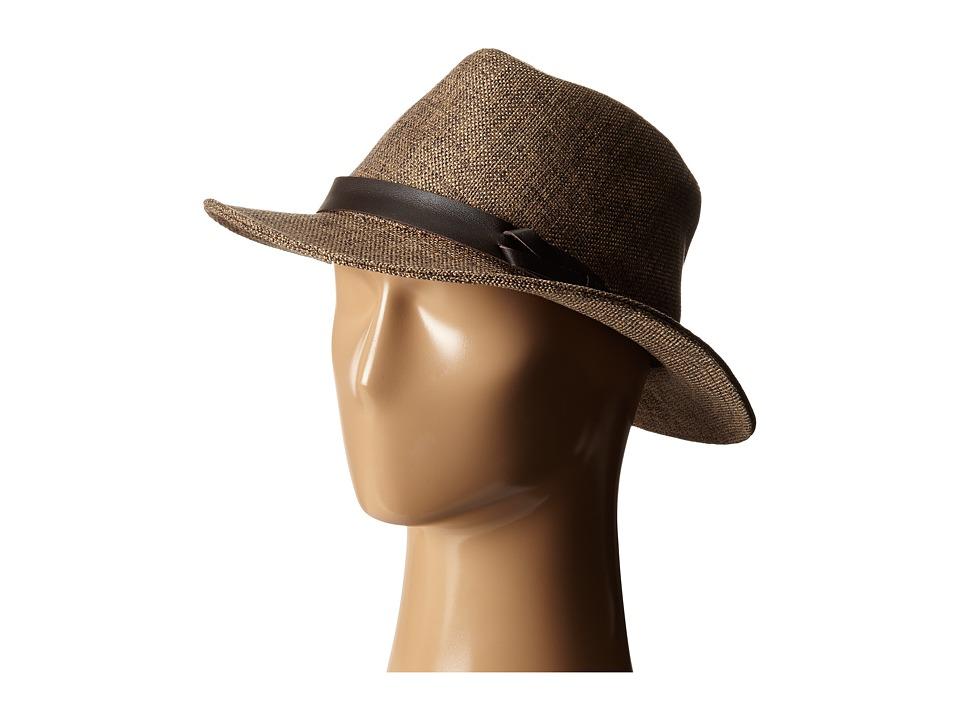 Goorin Brothers Kendo Brown Caps