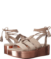 Kennel & Schmenger - Candy Metallic Flatform Sandal