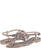 Kennel & Schmenger - Elle Snake Print Sandal